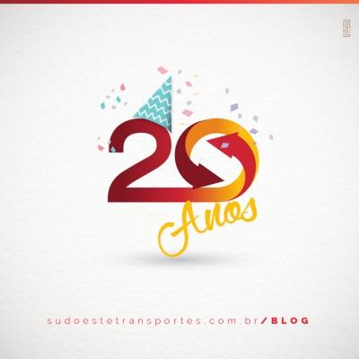 Imagem de capa do artigo: Sudoeste Transportes completa 20 anos como uma das principais empresas do setor no Paraná