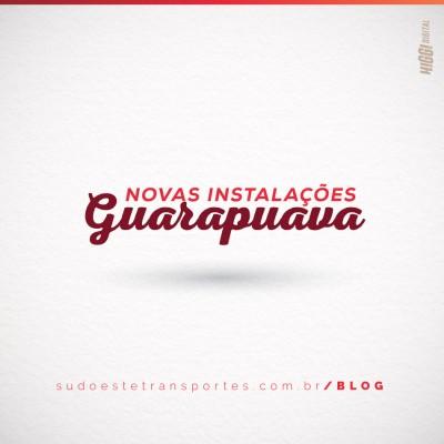 Imagem de capa do artigo: Novas instalações em Guarapuava aliam inovação e tecnologia para melhorar ainda mais a logística da Sudoeste