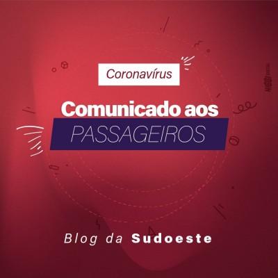 Imagem de capa do artigo: Linhas temporariamente suspensas: Comunicado a todos os passageiros