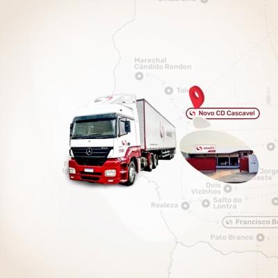 Imagem de capa do artigo: Novo Centro de Distribuição em Cascavel/PR